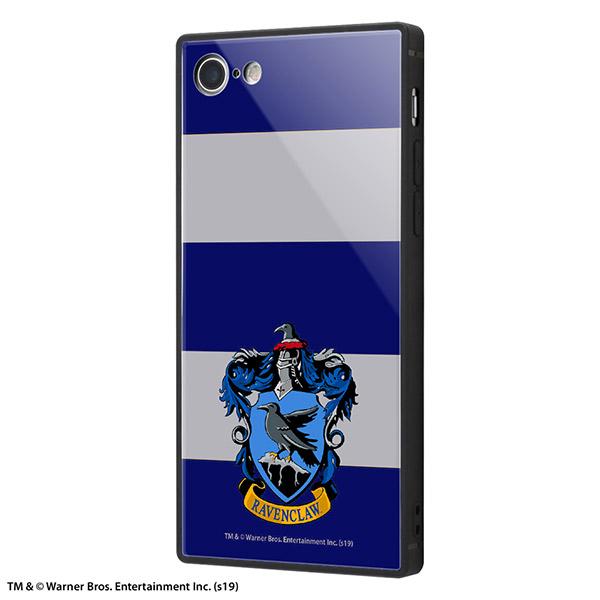 ingrem iPhone SE 第2世代 / 8 / 7 ハリー・ポッター 耐衝撃ケース KAKU トリプルハイブリッド レイブンクロー