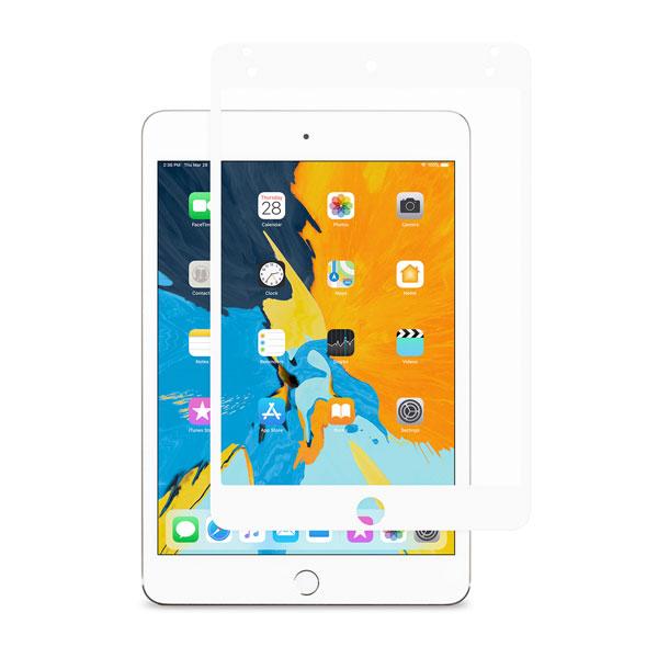 moshi iPad mini 第5世代 / 4 iVisor AG White