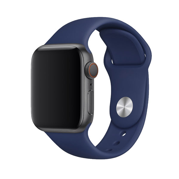 Devia Apple Watch 38mm / 40mm Deluxe Series Sport Band Blue Horizon