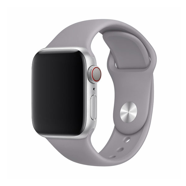 Devia Apple Watch 42mm / 44mm Deluxe Series Sport Band Lavender Gray
