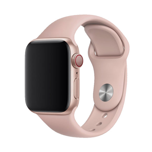 Devia Apple Watch 42mm / 44mm Deluxe Series Sport Band Pink Sand