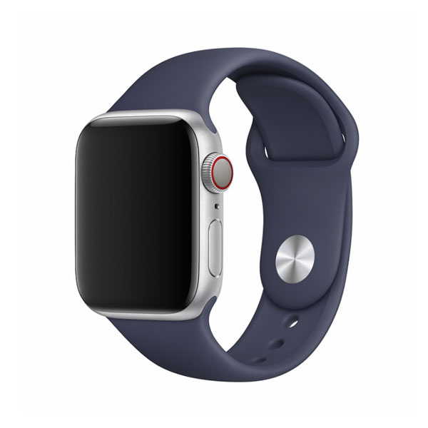 Devia Apple Watch 42mm / 44mm Deluxe Series Sport Band Midnight Blue