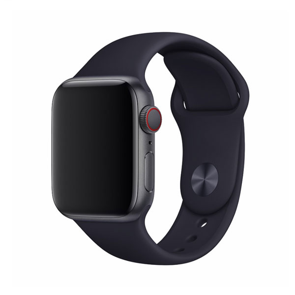 Devia Apple Watch 42mm / 44mm Deluxe Series Sport Band Black