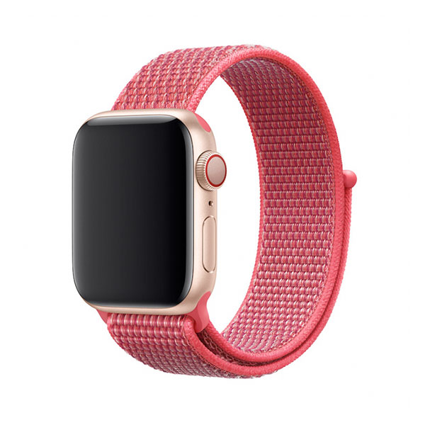 Devia Apple Watch 42mm / 44mm Deluxe Series Sport3 Band Hibiscus