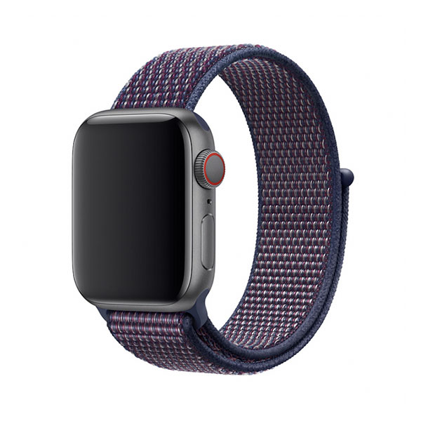 Devia Apple Watch 42mm / 44mm Deluxe Series Sport3 Band Indigo