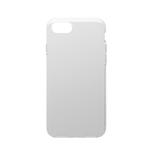 【パッケージ破損】 Simplism Simplism iPhone 8 Plus / 7 Plus [Cushion] 衝撃吸収シリコンケース クリアホワイト