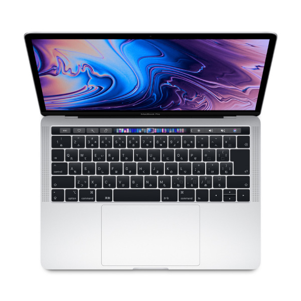 Apple MacBook Pro 13inch Touch Bar (Best) シルバー 2.4GHz Quad Core i5 / 8GB / 512GB