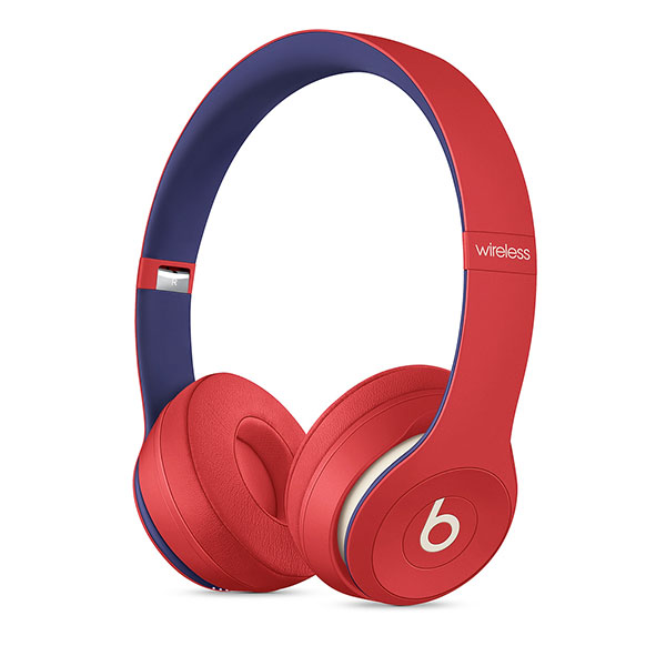 beats by dr.dre Solo3 Wirelessオンイヤーヘッドフォン - Beats Club Collection - クラブレッド