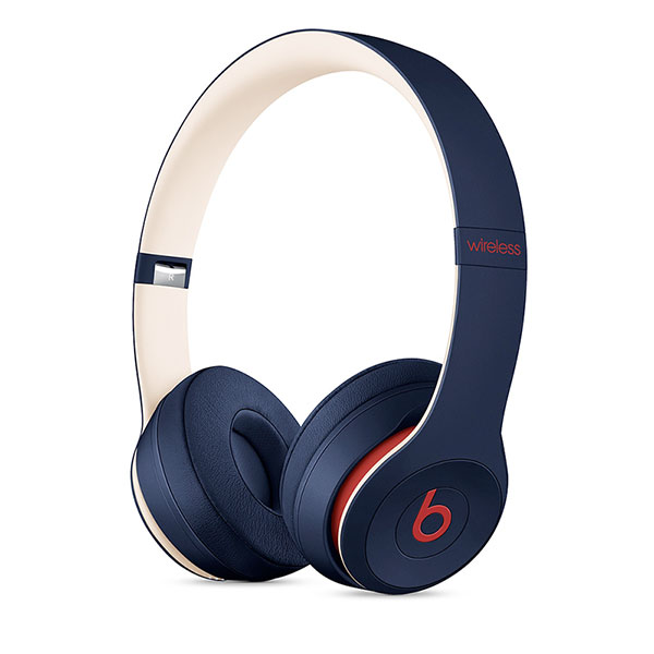 beats by dr.dre Solo3 Wirelessオンイヤーヘッドフォン - Beats Club Collection - クラブネイビー