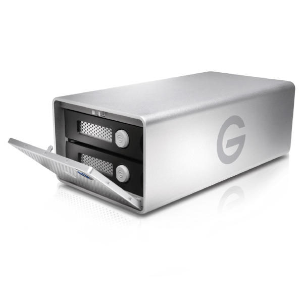 G-Technology 28TB G-RAID Removable Thunderbolt 3 USB-C