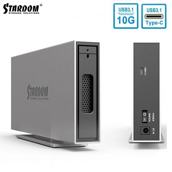 STARDOM iTANK i310 ( USB3.1 Type C )
