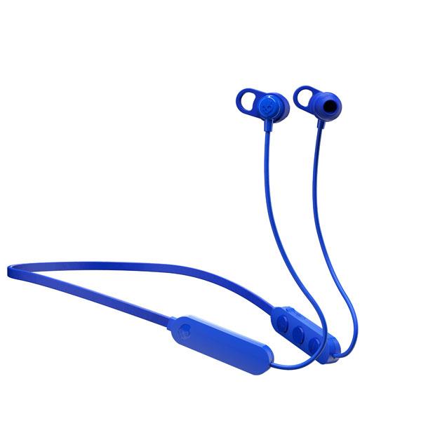 Skullcandy JIB+ Bluetooth 5.0 ワイヤレスイヤホン カナル型 BLUE