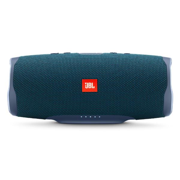 JBL CHARGE4 スプラッシュプルーフ (IPX7) 対応 Bluetoothスピーカー ブルー