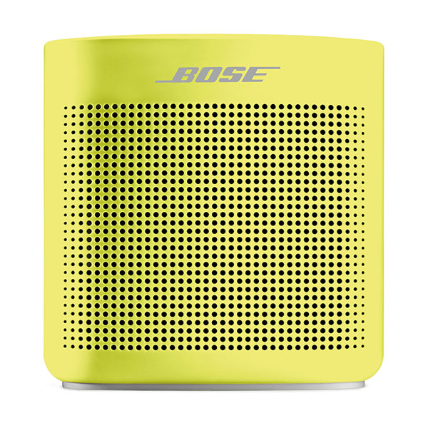 BOSE SoundLink Color Bluetooth speaker II Yellow Citron