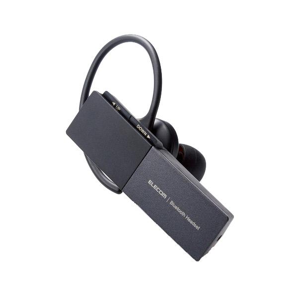 エレコム ハンズフリーヘッドセット Bluetooth 5.0 HS30シリーズ Type-C端子搭載 ブラック
