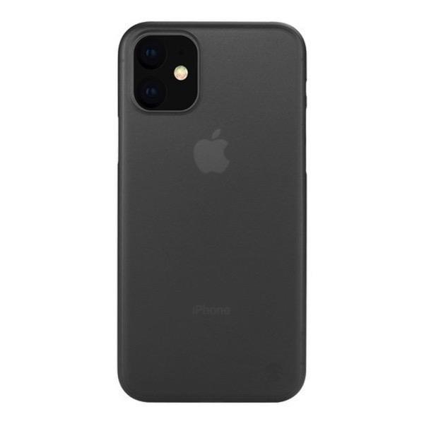 SwitchEasy iPhone 11 0.35 極薄 クリアケース トランスパレントブラック