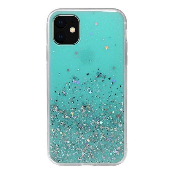 SwitchEasy iPhone 11 StarField トランスパレントブルー