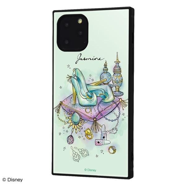 ingrem iPhone 11 Pro ディズニーキャラクター OTONA 耐衝撃ハイブリッドケース KAKU ジャスミン OTONA Princess