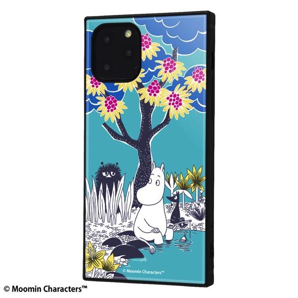 ingrem iPhone 11 Pro ムーミン 耐衝撃ハイブリッドケース KAKU コミック_2