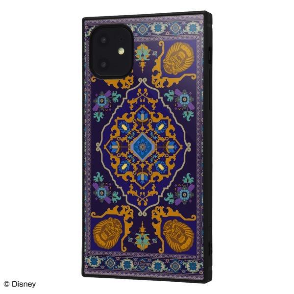 ingrem iPhone 11 アラジン 耐衝撃ハイブリッドケース KAKU アラジン 魔法の絨毯
