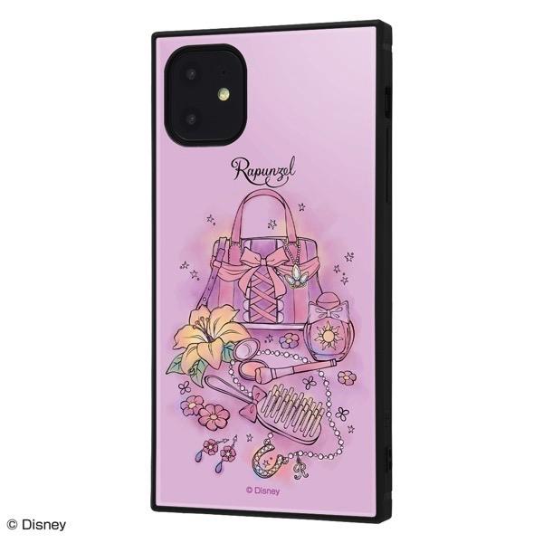 ingrem iPhone 11 ディズニーキャラクター OTONA 耐衝撃ハイブリッドケース KAKU ラプンツェル OTONA Princess