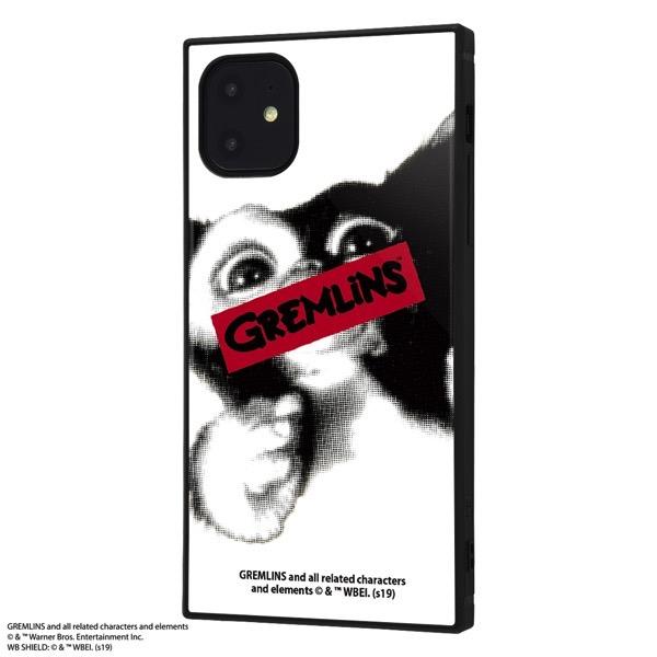 ingrem iPhone 11 グレムリン 耐衝撃ハイブリッドケース KAKU WARNING