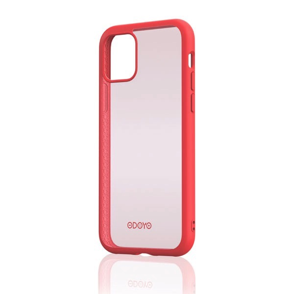 ODOYO iPhone 11 Nano Edge Cherry Pink