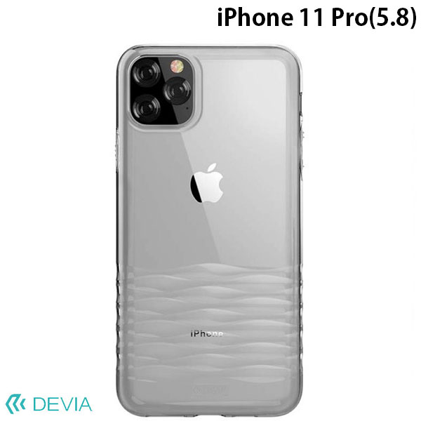 Devia iPhone 11 Pro Ocean2 series case clear