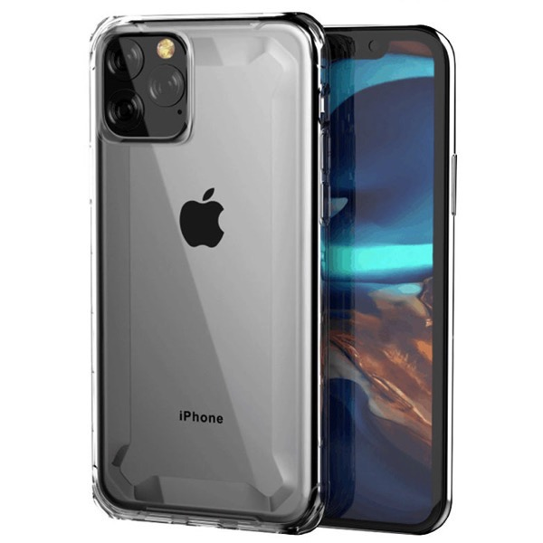 Devia iPhone 11 Pro Max Defender2 Series case clear