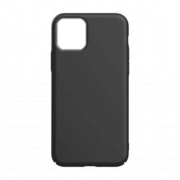 Devia iPhone 11 Nature Series Silicone Case black