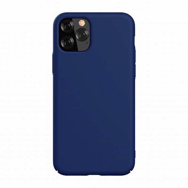Devia iPhone 11 Pro Max Nature Series Silicone Case blue