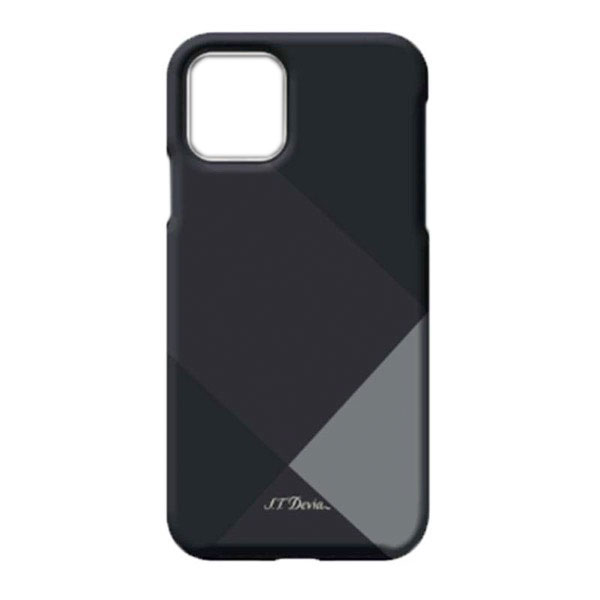 Devia iPhone 11 Simple style grid case gray