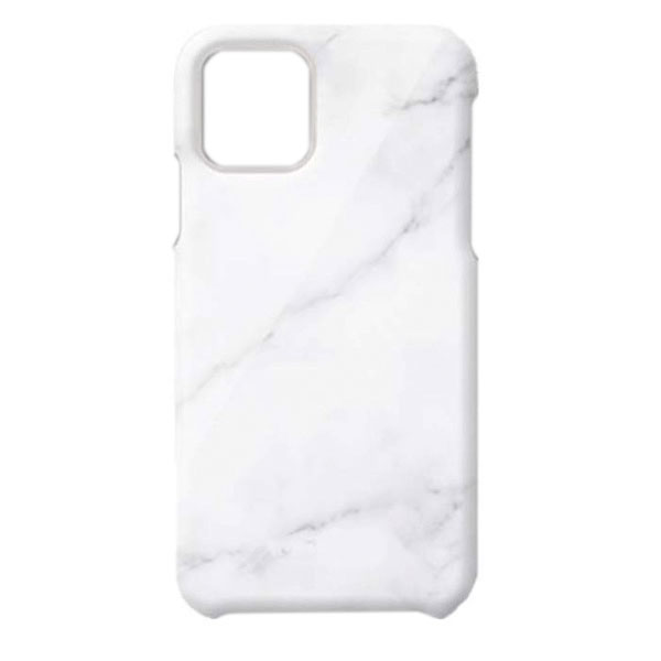 Devia iPhone 11 Marble series case white