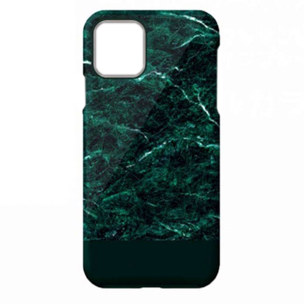 Devia iPhone 11 Marble series case green