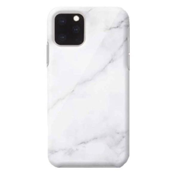 Devia iPhone 11 Pro Max Marble series case white