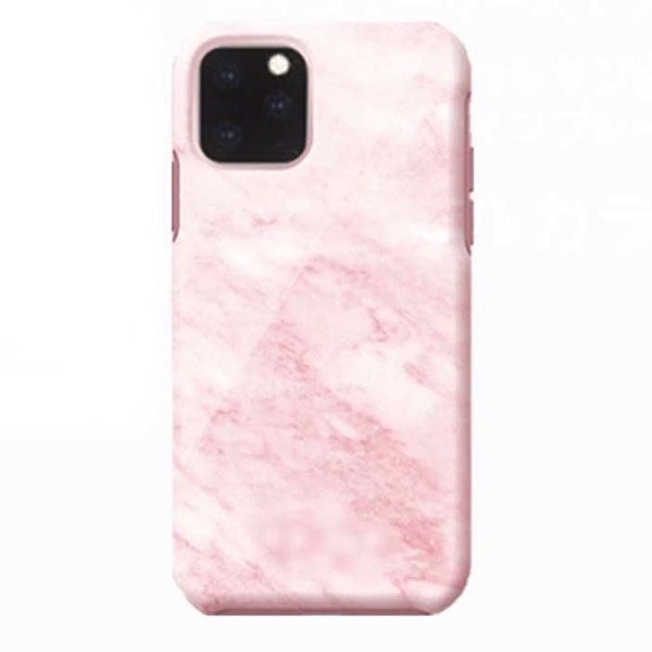 Devia iPhone 11 Pro Max Marble series case pink