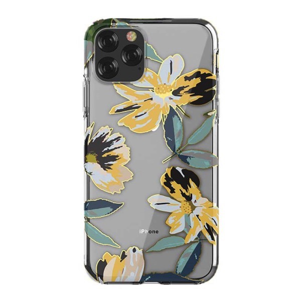 Devia iPhone 11 Pro Perfume lily series case yellow