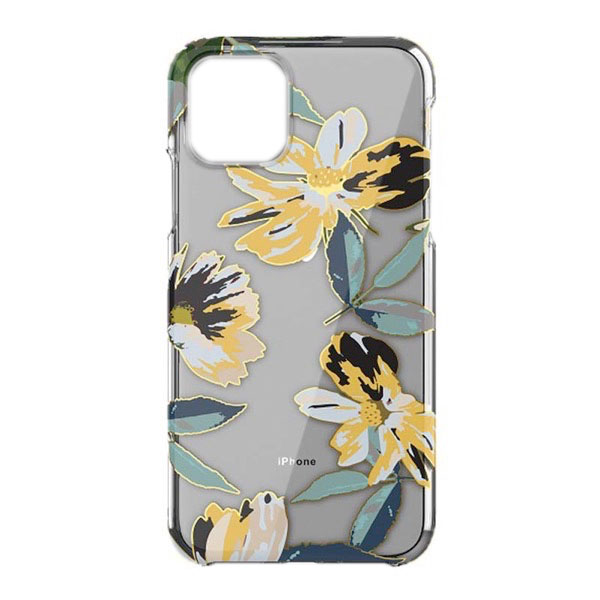 Devia iPhone 11 Perfume lily series case yellow