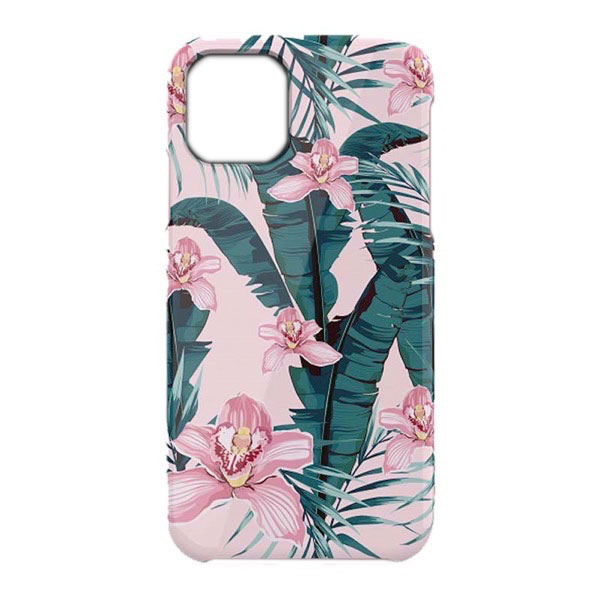 Devia iPhone 11 Perfume lily series case pink