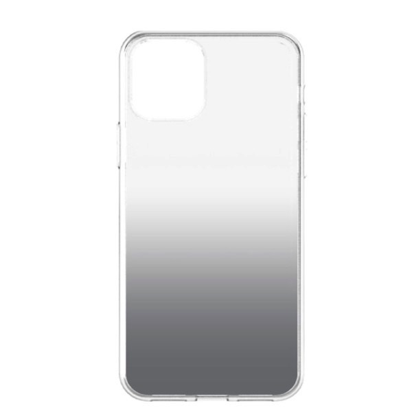 Simplism iPhone 11 Pro [GLASSICA] 背面ガラスケース クリアグレー