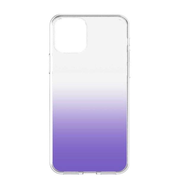 Simplism iPhone 11 Pro [GLASSICA] 背面ガラスケース クリアパープル