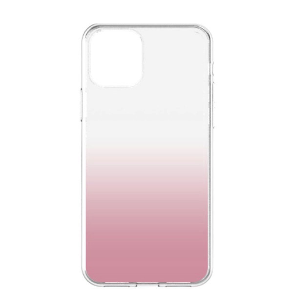 Simplism iPhone 11 [GLASSICA] 背面ガラスケース クリアピンク