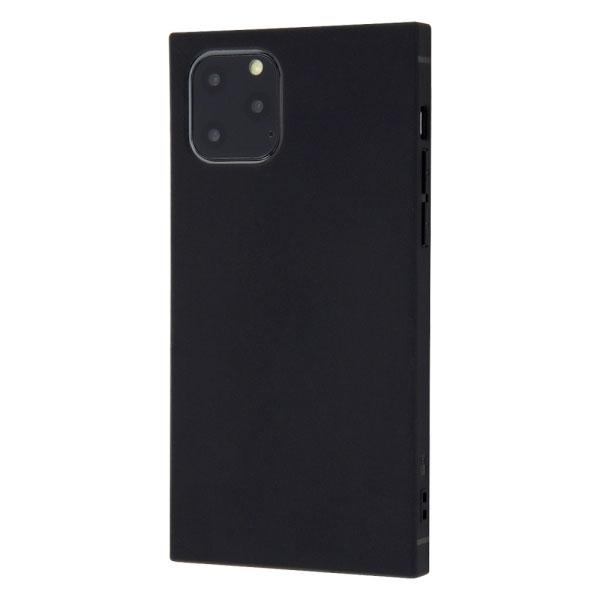 Ray Out iPhone 11 Pro 耐衝撃ソフトケース TETRA ブラック