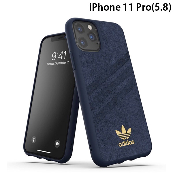 adidas iPhone 11 Pro OR Moulded Case Gazzel Prem FW19 Collegiate Royal