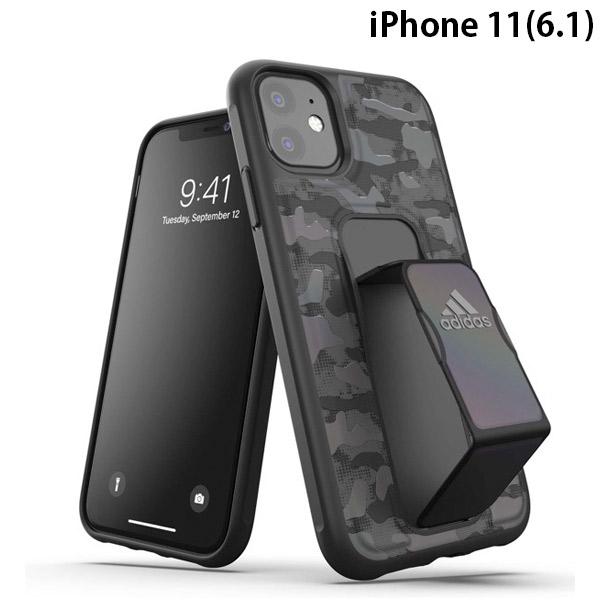 adidas iPhone 11 SP Grip case CAMO FW19 sept 19 Black