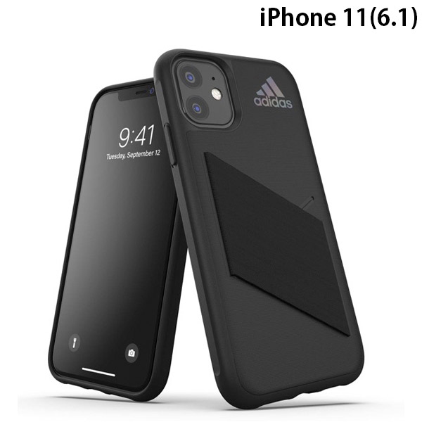 adidas iPhone 11 SP Protective Pocket Case FW19 sept 19 Black