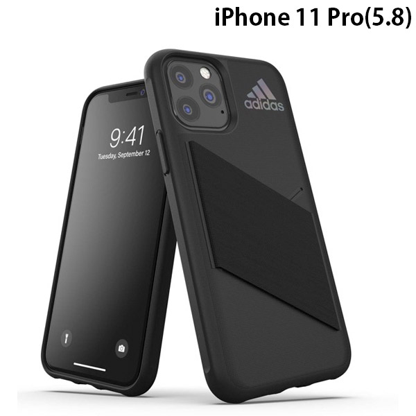 adidas iPhone 11 Pro SP Protective Pocket Case FW19 sept 19 Black