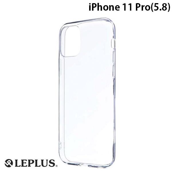 LEPLUS iPhone 11 Pro ソフトケース CLEAR SOFT クリア