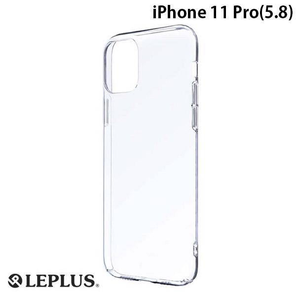 LEPLUS iPhone 11 Pro ハードケース CLEAR HARD クリア