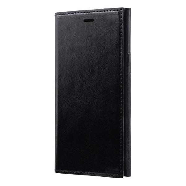 LEPLUS iPhone 11 Pro 極薄一枚革フラップケース PAGE ブラック